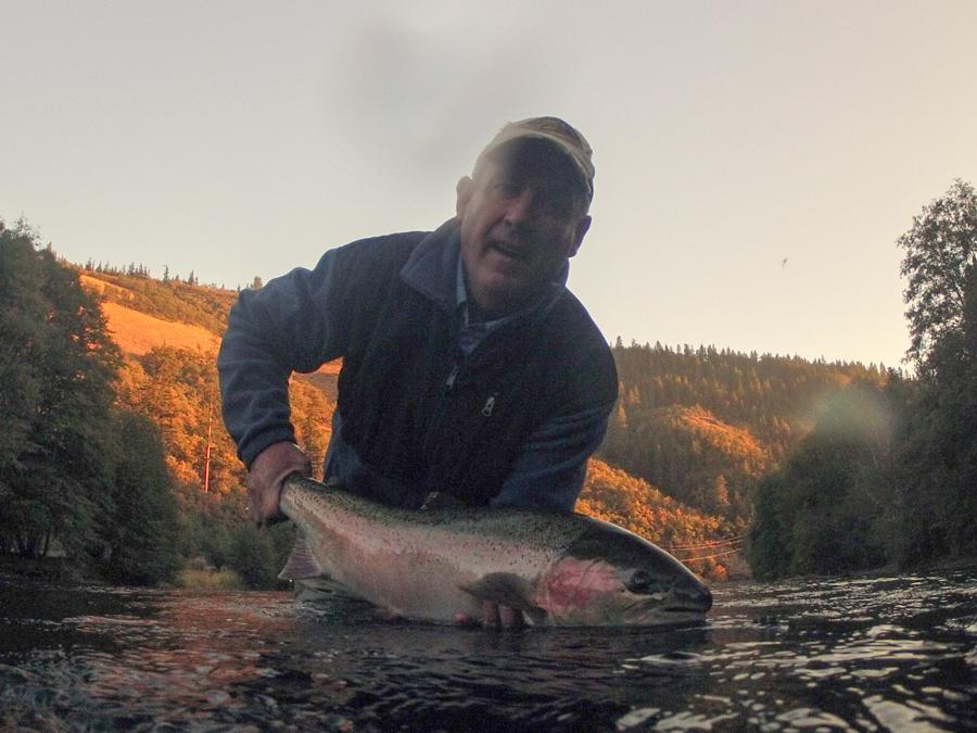 Washington summer steelhead fly fishing klickitat river for How much is a fishing license in washington
