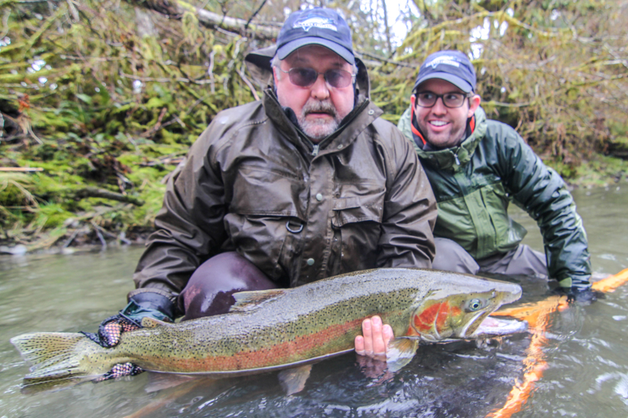 Washington Steelhead Fly Fishing Guides