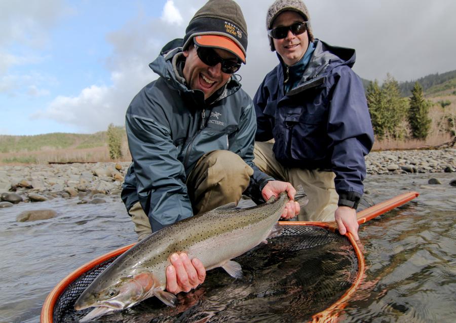 Washington Steelhead Fly Fishing Guides