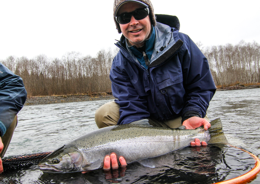 Washington Fly Fishing Guides