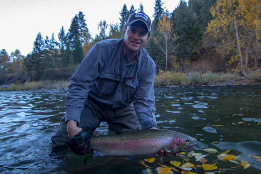 Washington summer steelhead fly fishing guides methow river for Fishing in seattle washington