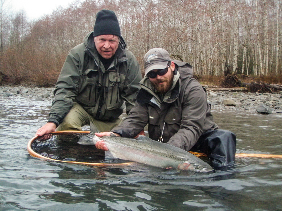 Olympic peninsula gallery more for Trout fishing in washington