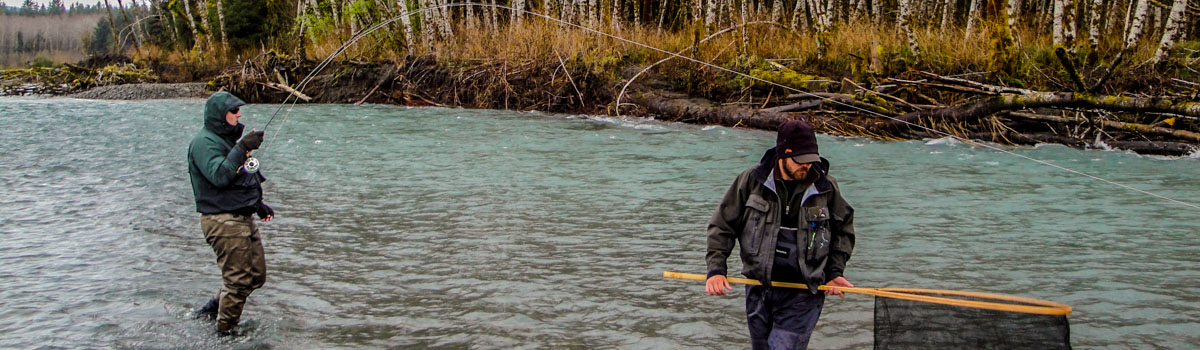 Steelhead Fly Fishing Guides Olympic Peninsula Washington