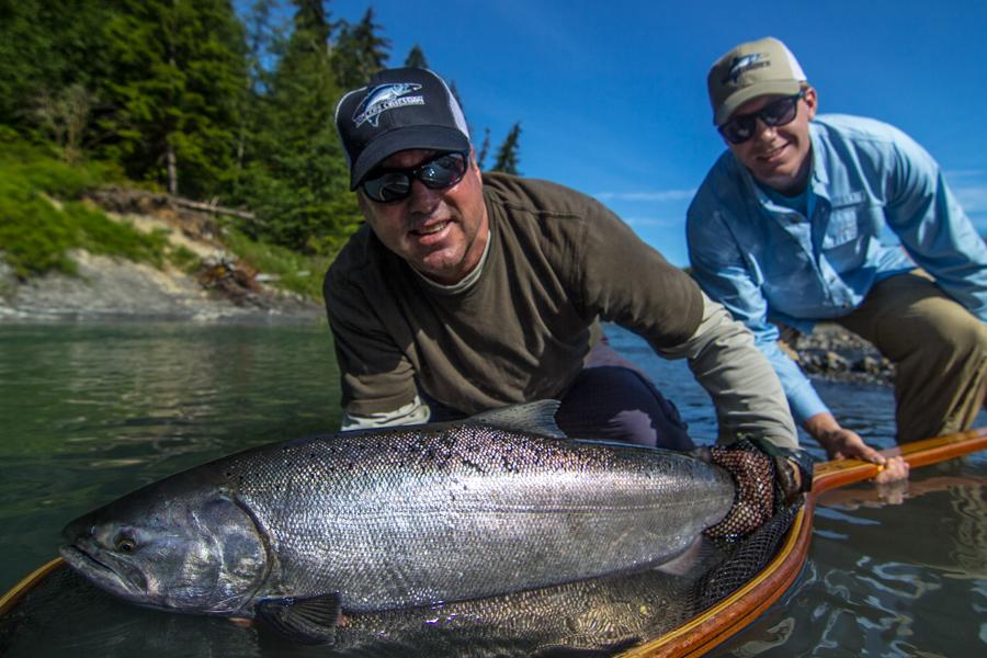 forks-washington-summer-steelhead-fly-fishing-guide
