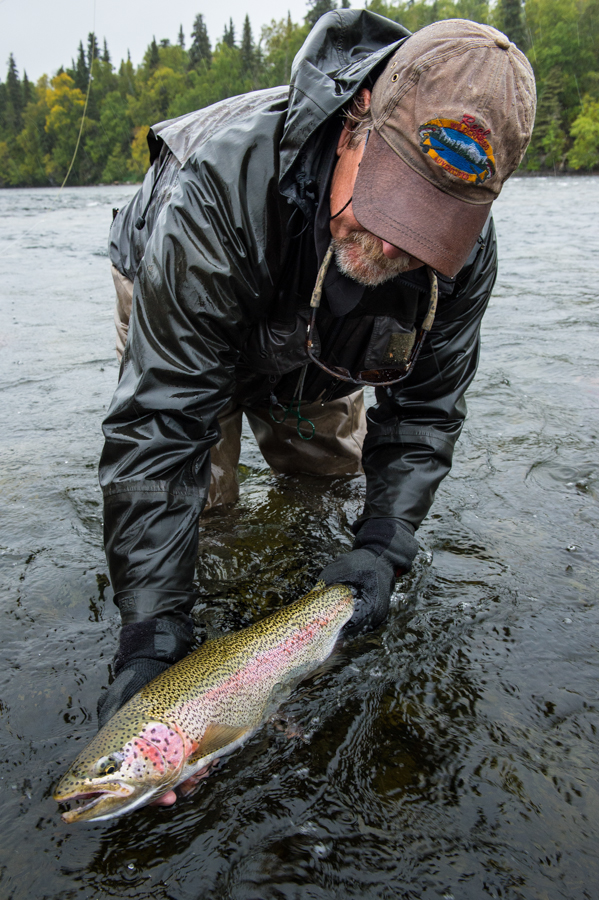 Alaska fly fishing 7 angler 39 s obsession for Seattle fly fishing shops