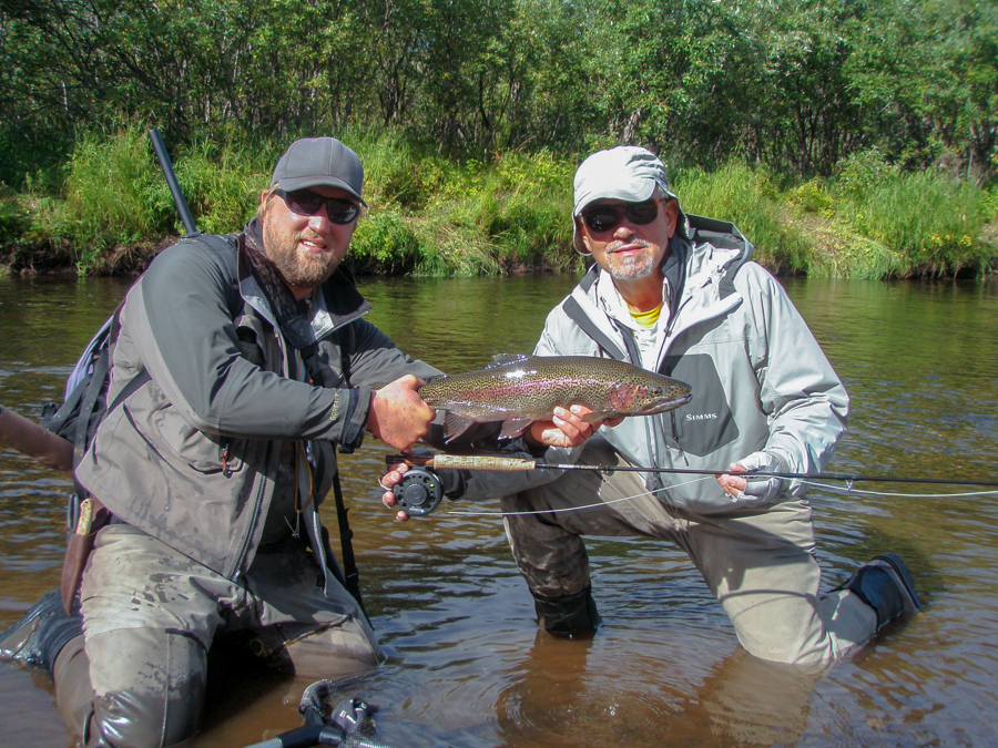 Alaska fly fishing 71 angler 39 s obsession for Seattle fly fishing shops