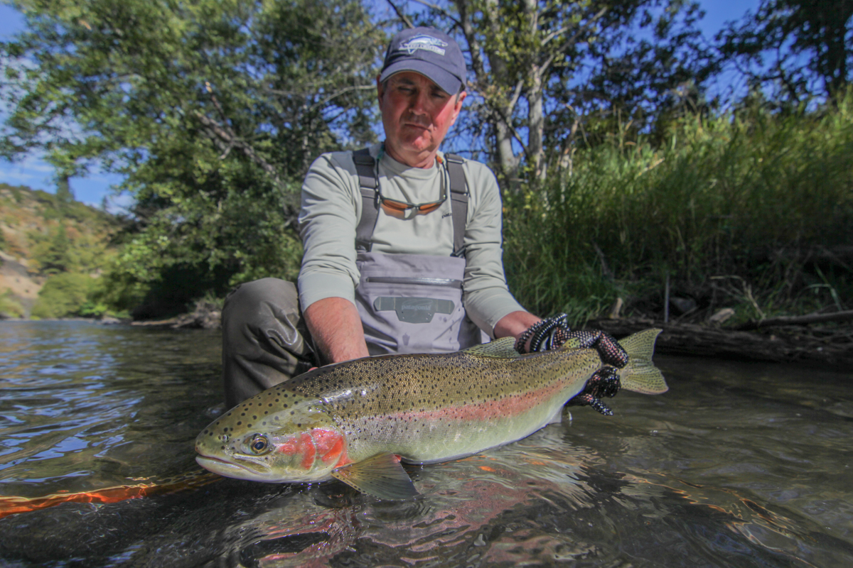 klickitat river steelhead gallery fly fishing klickitat