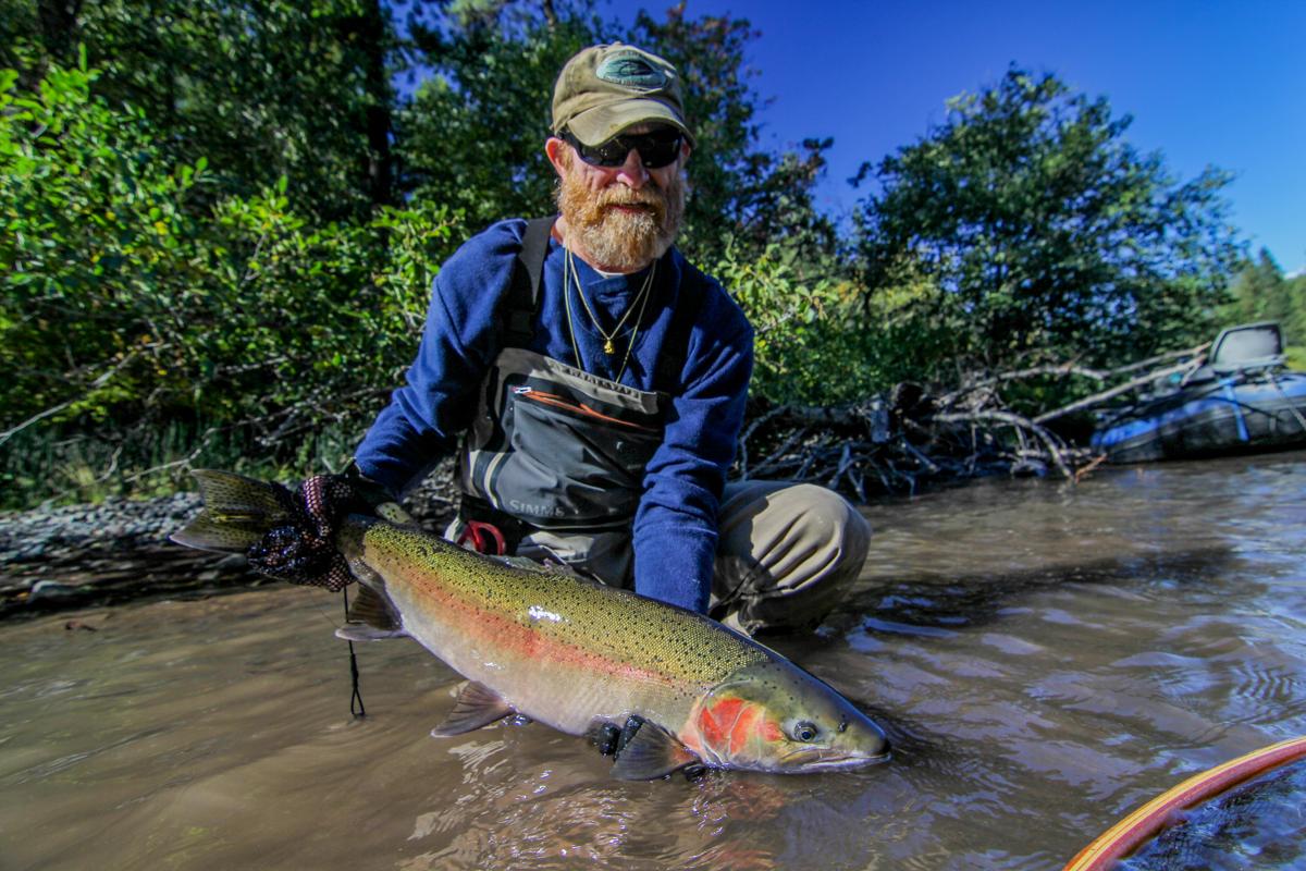 Klickitat river steelhead gallery fly fishing klickitat for Fly fishing book