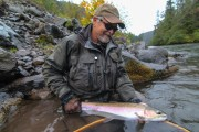 Klickitat River Fly Fishing Guide – WA Summer Steelhead – Washington Salmon Fly Fishing Guide