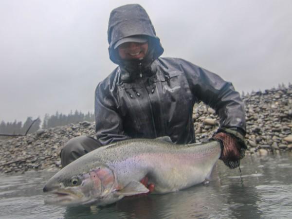 Washington Fly Fishing Guides – Olympic Peninsula Fly Fishing Guide – Steelhead Fly Fishing – Forks WA Fly Fishing