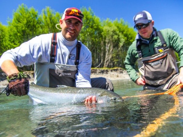 Olympic Peninsula Summer Steelhead Fly Fishing Guide