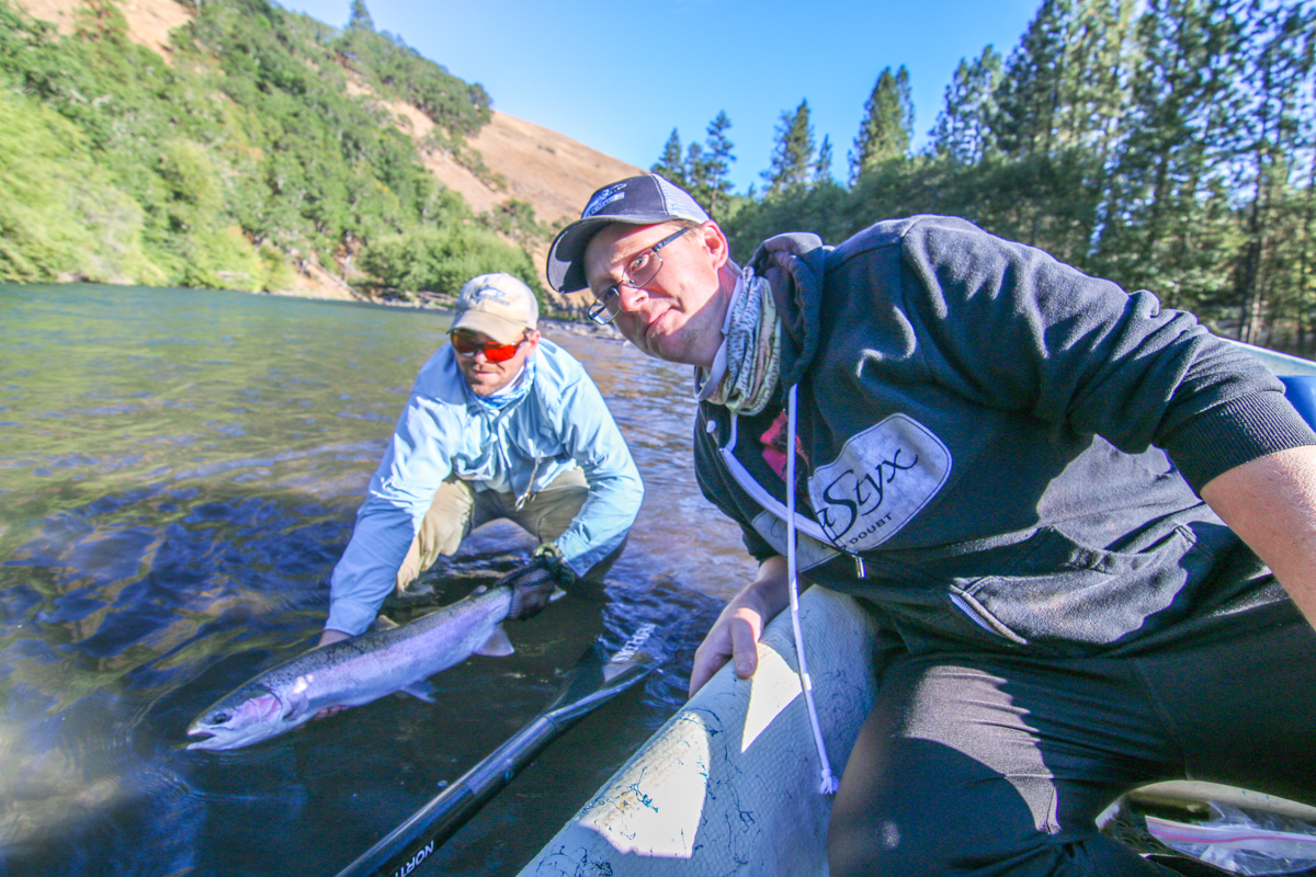 Klickitat river fly fishing guide washington 1 angler 39 s for Seattle fly fishing shops