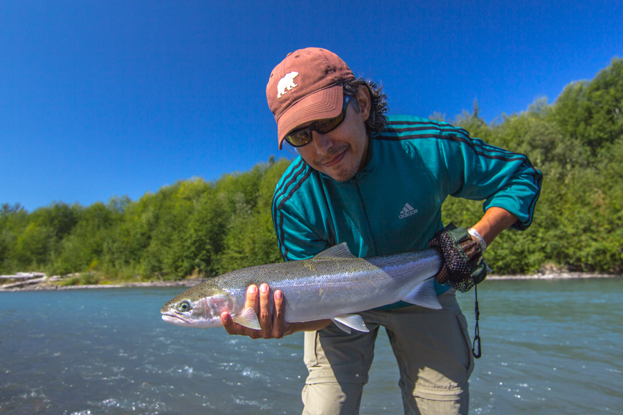 Washington fly fishing guide archives angler 39 s obsession for Fishing guides washington state