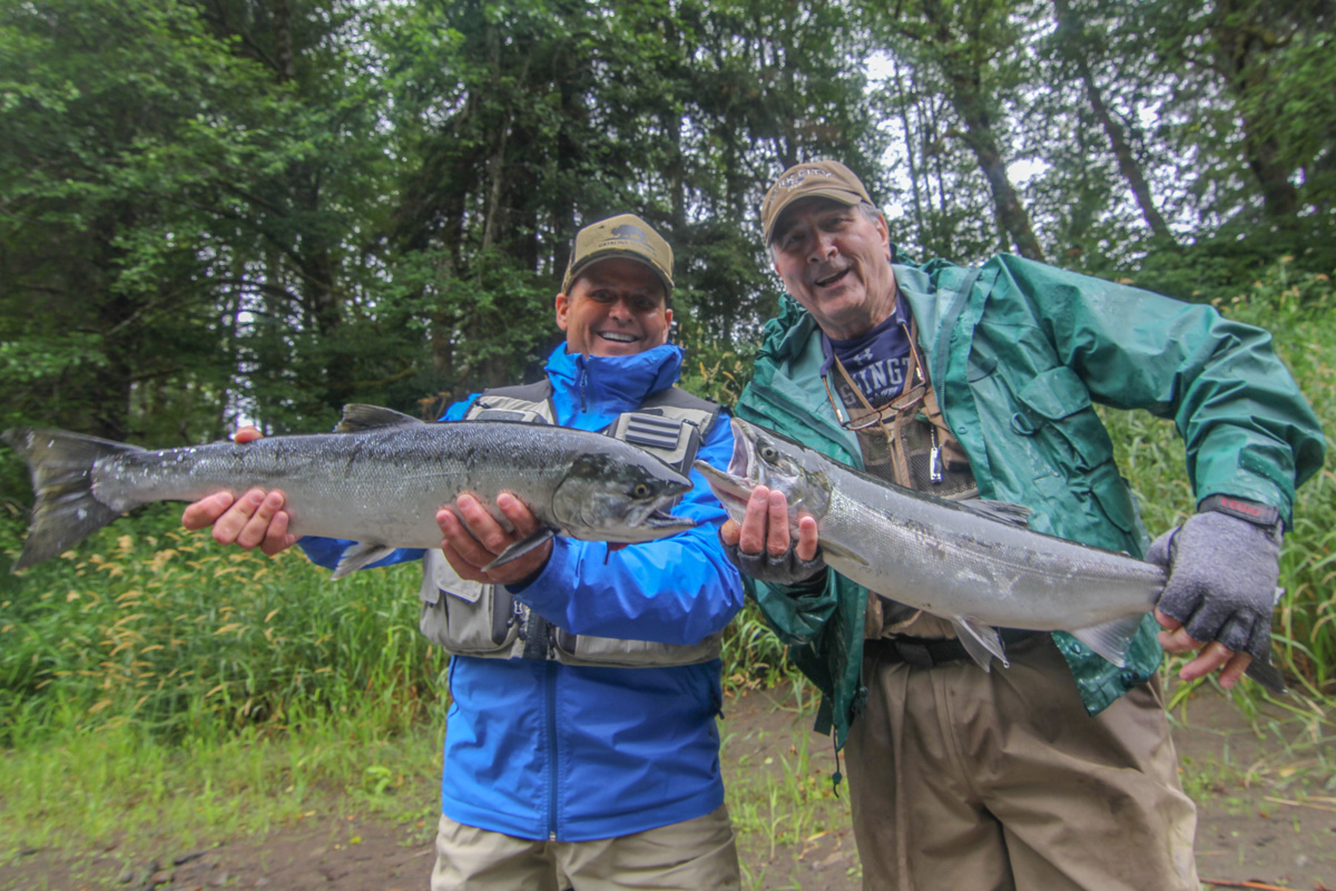 Summer salmon archives angler 39 s obsession for Wash state fishing reports