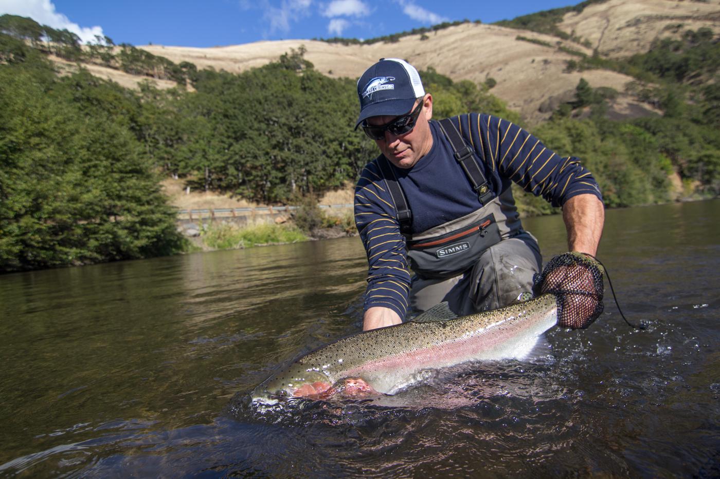 Klickitat river fly fishing report 11 10 17 for Fly fishing blog